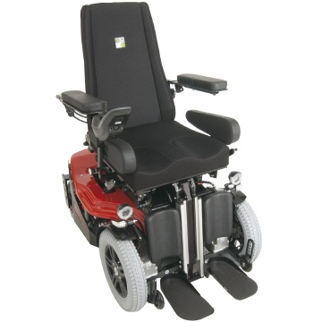 Richter Reha Technik electrical wheelchair Komet
